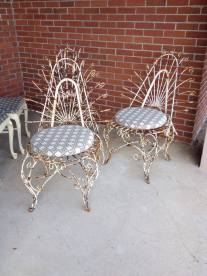 These Chairs are to DIE FOR!!!!